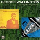 GEORGE WALLINGTON Trios album cover