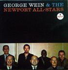 GEORGE WEIN George Wein & The Newport All-Stars album cover