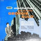 GEORGIE AULD Georgie Auld With The Jud Conlon Rhythmaires : Manhattan album cover