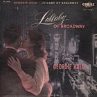 GEORGIE AULD Lullaby Of Broadway album cover