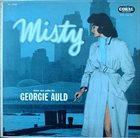 GEORGIE AULD Misty album cover