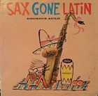 GEORGIE AULD Sax Gone Latin album cover