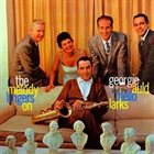 GEORGIE AULD The Melody Lingers On album cover