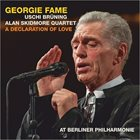 GEORGIE FAME A Declaration of Love album cover
