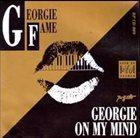 GEORGIE FAME Georgie On My Mind album cover