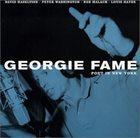 GEORGIE FAME Poet in New York album cover