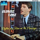 GEORGIE FAME Rhythm and Blues at the Flamingo album cover