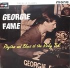 GEORGIE FAME Rhythm And Blues At The Ricky Tick album cover