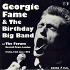 GEORGIE FAME The Birthday Big Band album cover