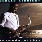 GERALD ALBRIGHT Bermuda Nights album cover