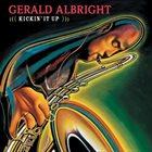 GERALD ALBRIGHT Kickin' It Up album cover