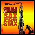 GERALD ALBRIGHT Sax For Stax album cover