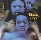 GERALD BECKETT Black Eyes album cover