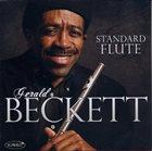 GERALD BECKETT Standard Flute album cover