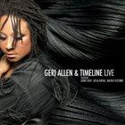 GERI ALLEN Live album cover