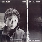 GERI ALLEN Open on All Sides in the Middle album cover