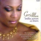 GERI ALLEN Timeless Portraits and Dreams album cover