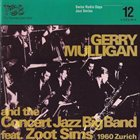 GERRY MULLIGAN 1960 Zurich album cover