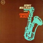 GERRY MULLIGAN A Concert In Jazz album cover
