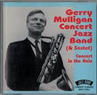 GERRY MULLIGAN Concert In The Rain album cover