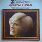 GERRY MULLIGAN Gerry Mulligan album cover