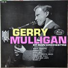 GERRY MULLIGAN Gerry Mulligan And His Orchestra : Profil album cover