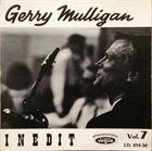 GERRY MULLIGAN Gerry Mulligan Inedit album cover