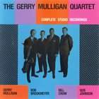 GERRY MULLIGAN Gerry Mulligan Quartet : Complete Studio Recordings album cover