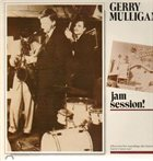 GERRY MULLIGAN Jam Session! album cover