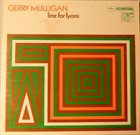 GERRY MULLIGAN Line For Lyons album cover