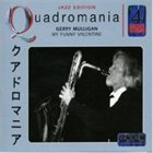GERRY MULLIGAN Midnite Jazz & Blues: My Funny Valentine album cover