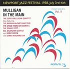 GERRY MULLIGAN Mulligan In The Main album cover