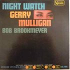 GERRY MULLIGAN Nightwatch album cover