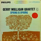 GERRY MULLIGAN Spring Is Sprung (aka Four For Three aka Saxy!) album cover