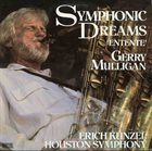 GERRY MULLIGAN Symphonic Dreams album cover