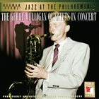GERRY MULLIGAN The Gerry Mulligan Quartets In Concert album cover