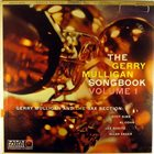 GERRY MULLIGAN The Gerry Mulligan Songbook album cover