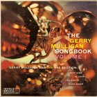 GERRY MULLIGAN The Gerry Mulligan Songbook Volume 1 album cover