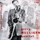 GERRY MULLIGAN The Original Quartet With Chet Baker album cover