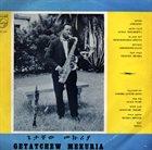 GÉTATCHÈW MÈKURYA Getatchew Mekuria and his Saxophone (aka Ethiopian Urban Modern Music Vol. 5) album cover