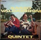 GIANNI BASSO Basso Valdambrini Quintet (aka The Modern Jazz Vol.7) album cover