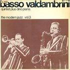 GIANNI BASSO Basso-Valdambrini Quintet, Dino Piana album cover