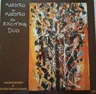 GIANNI BASSO Gianni Basso & Guido Manusardi : Maestro + Maestro = Exciting Duo album cover
