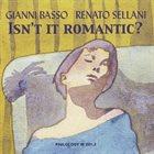 GIANNI BASSO Isn't It Romantic album cover