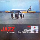 GIANNI BASSO The Best Modern Jazz in Italy 1962 album cover