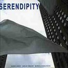 GIANNI LENOCI Gianni Lenoci / Carlos Zíngaro / Marcello Magliocchi : Serendipity album cover