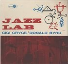 GIGI GRYCE Jazz Lab (with Donald Byrd) album cover