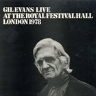GIL EVANS Gil Evans Live At The Royal Festival Hall London 1978 album cover