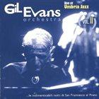 GIL EVANS Live At Umbria Jazz Vol.II album cover