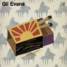 GIL EVANS Syntetic Evans album cover